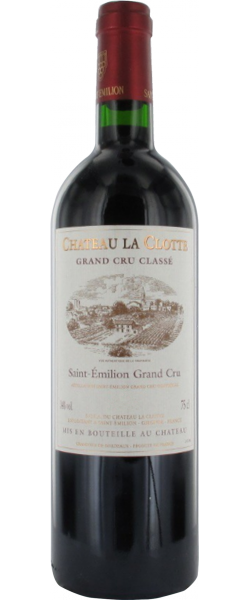Chateau La Clotte - Grand Cru Classe, 1989
