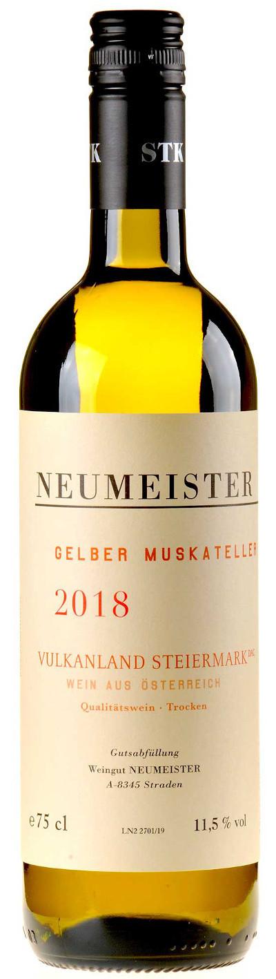 Neumeister - Gelber Muskateller Vulkanland Steiermark DAC bio
