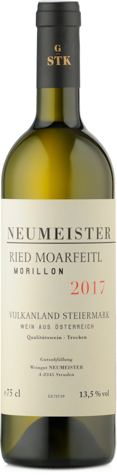 Neumeister - Morillon Ried Moarfeitl bio