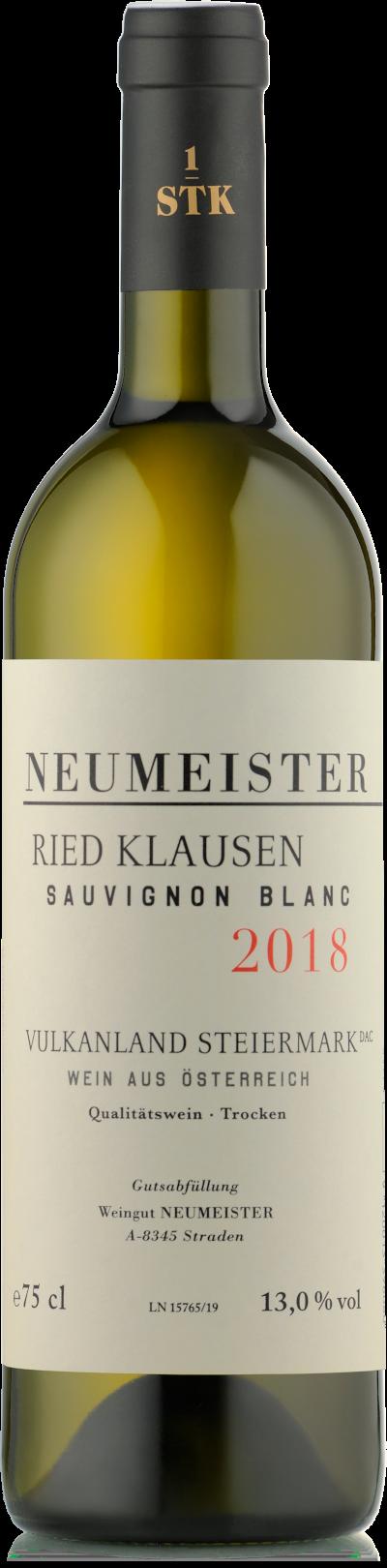 Neumeister - Sauvignon Blanc Ried Klausen bio
