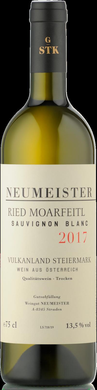 Neumeister - Sauvignon Blanc Ried Moarfeitl bio