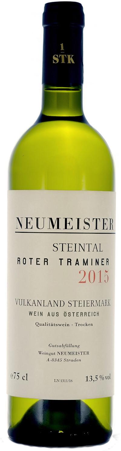 Neumeister - Rarität Roter Traminer Ried Steintal bio