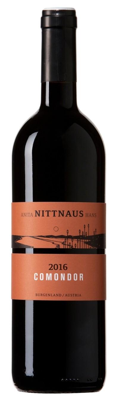 H&a Nittnaus - Rarität Comondor bio, 2013