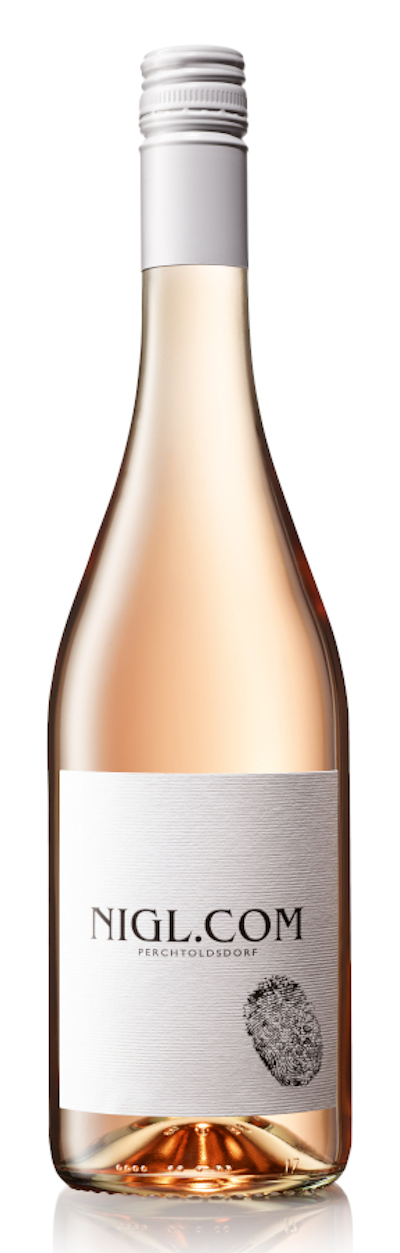 Georg Nigl - Nizzante Rosé Sparkling bio, 2019