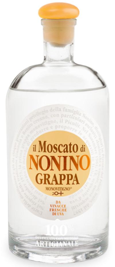 Nonino - Grappa Monovitigno il Moscato