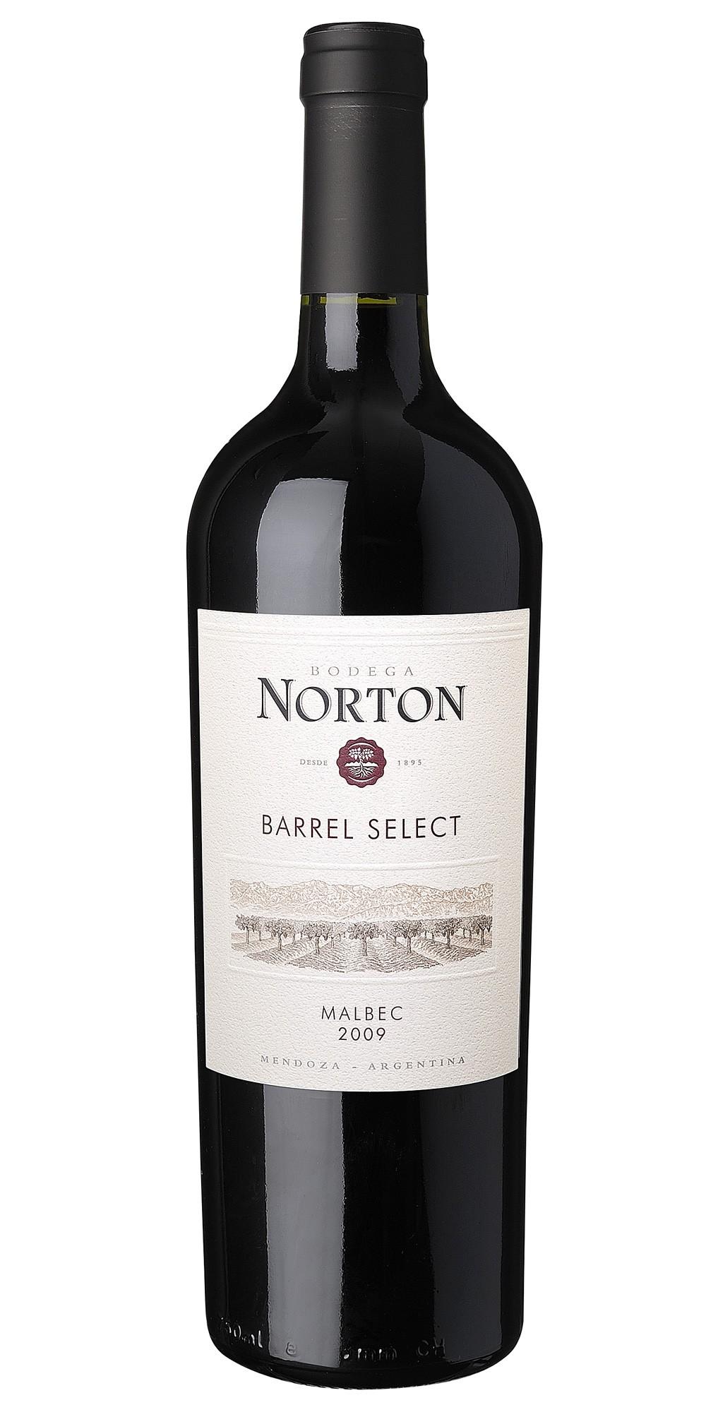 Norton - Malbec Barrel Select, 2014