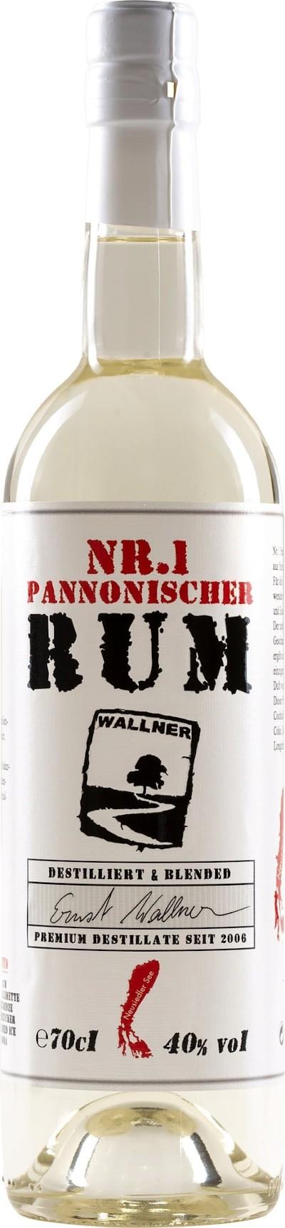 Brennerei Wallner - Nr.1 Pannonischer Rum