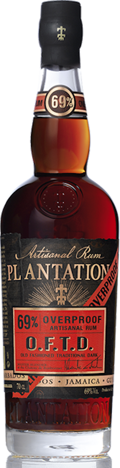 Plantation - OFTD Overproof Artisanal Rum