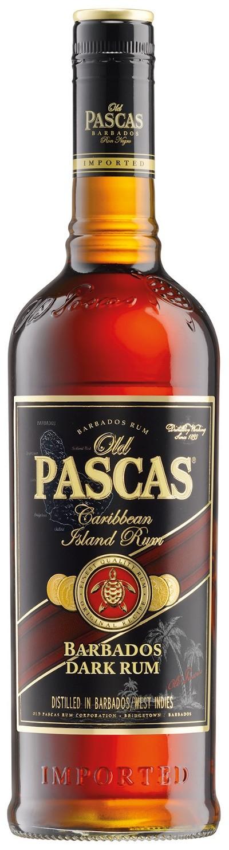 Old Pascas - Ron Negro Dark Barbados