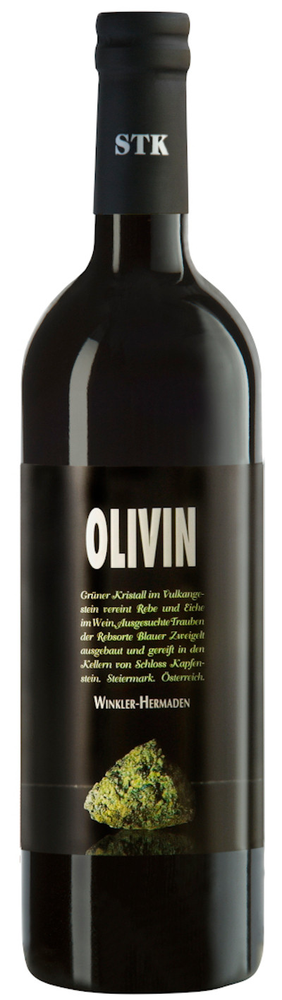 Winkler-Hermaden - Zweigelt Olivin bio