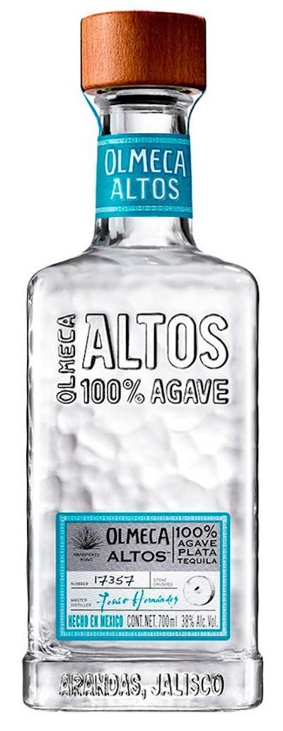 Olmeca - Altos Plata Tequila