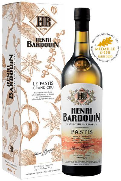 Distillerie et Domaines de Provence - Pastis Henri Bardouin