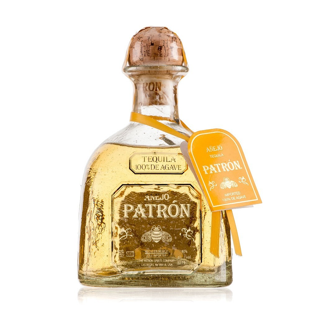 Patron - Añejo Tequila