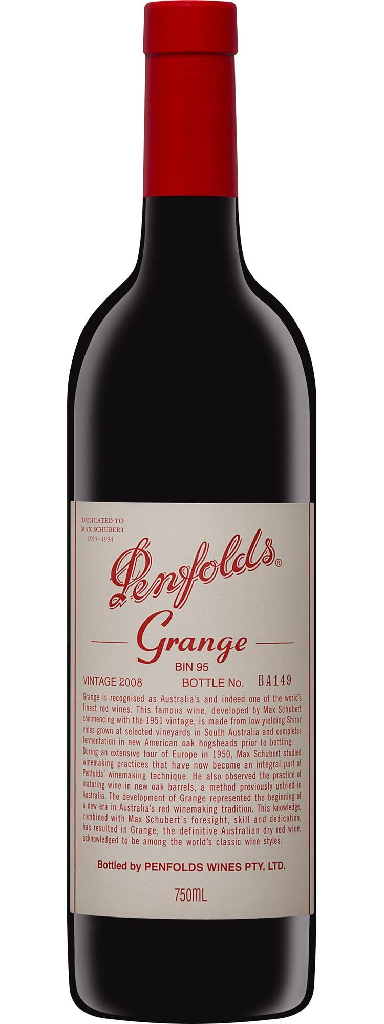 Penfolds - Grange, 2008