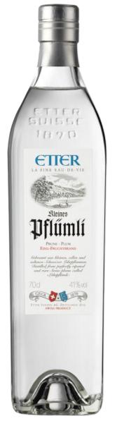 Etter - Kleines Pflümli