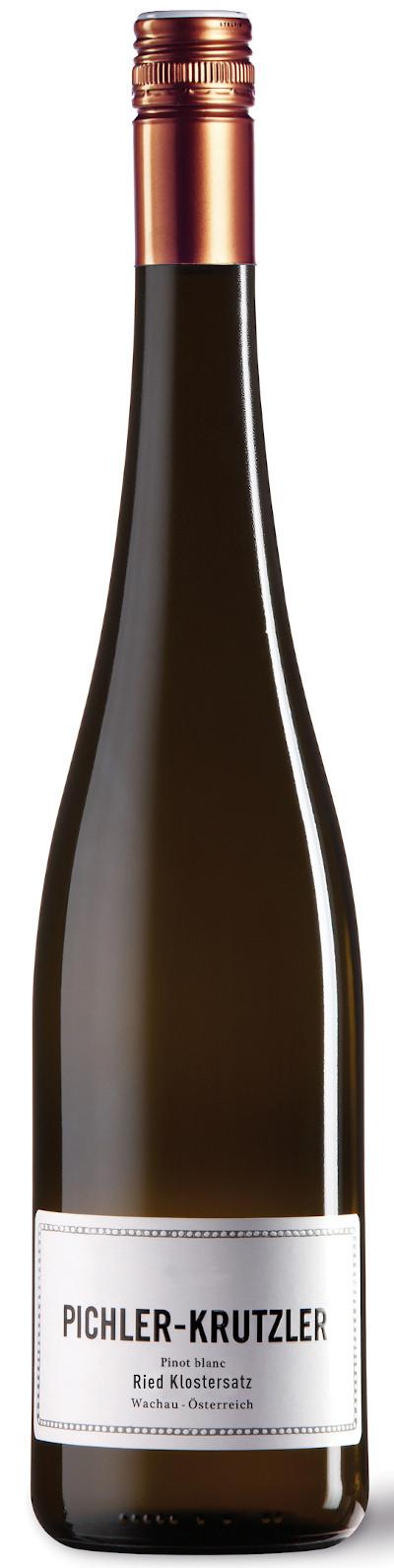 Pichler-Krutzler - Pinot Blanc Klostersatz