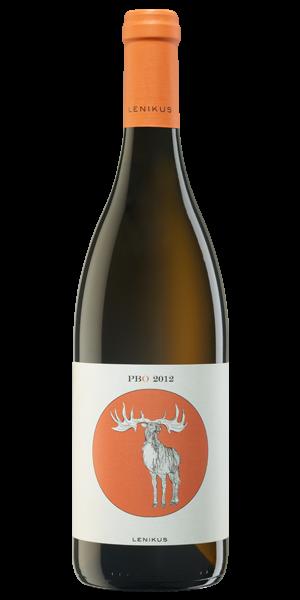 Bioweingut Lenikus - Wiener Pinot Blanc Orange, 2012