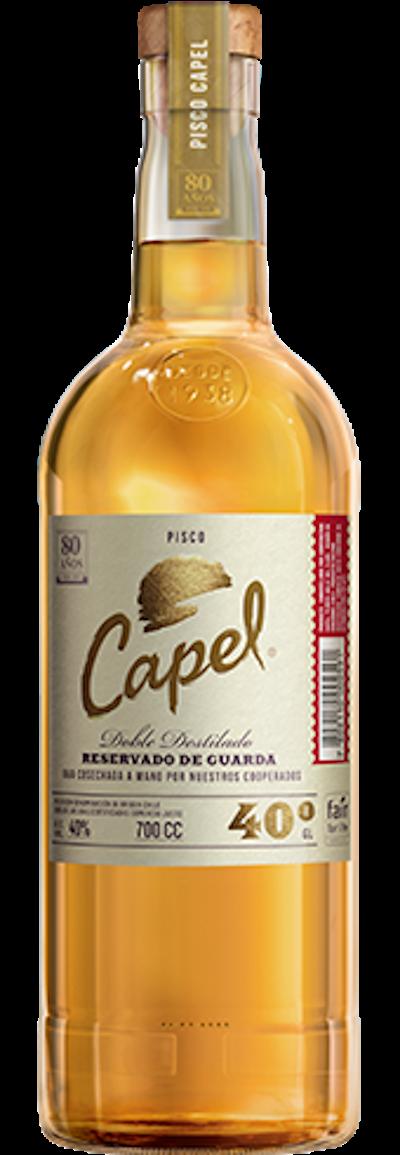 Capel - Pisco Doble Destilado