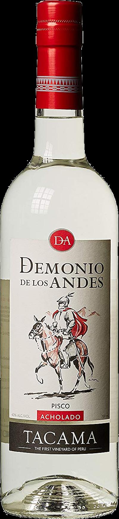 Tacama - Demonio de dos Andes Pisco Acholado
