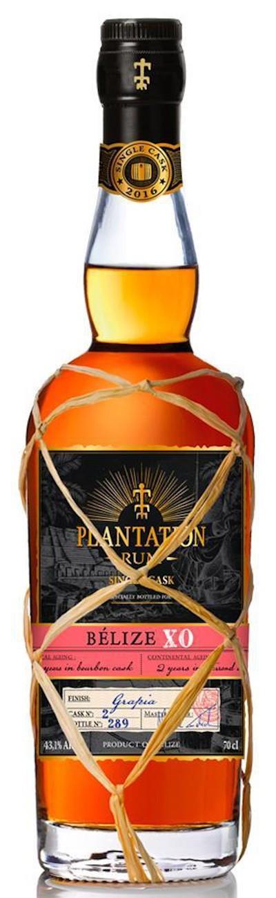 Plantation - Rarität Belize XO Old Single Cask Rum