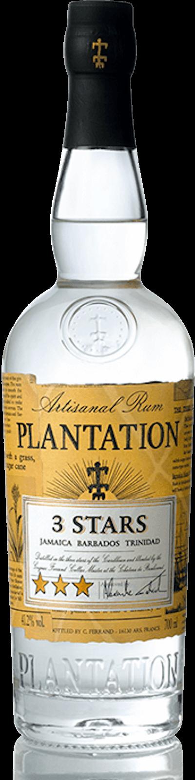 Plantation - 3 Stars White Rum