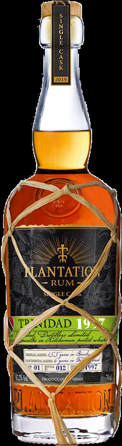 Plantation - Rarität Trinidad 1997 Single Cask Rum 2019