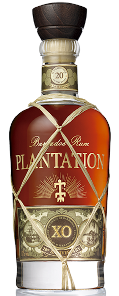 Plantation - Barbados Extra Old 20th Anniversary Rum
