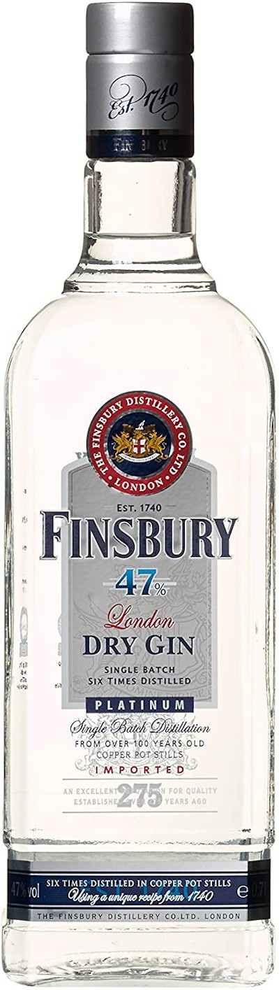 Finsbury - Platinum London Dry Gin