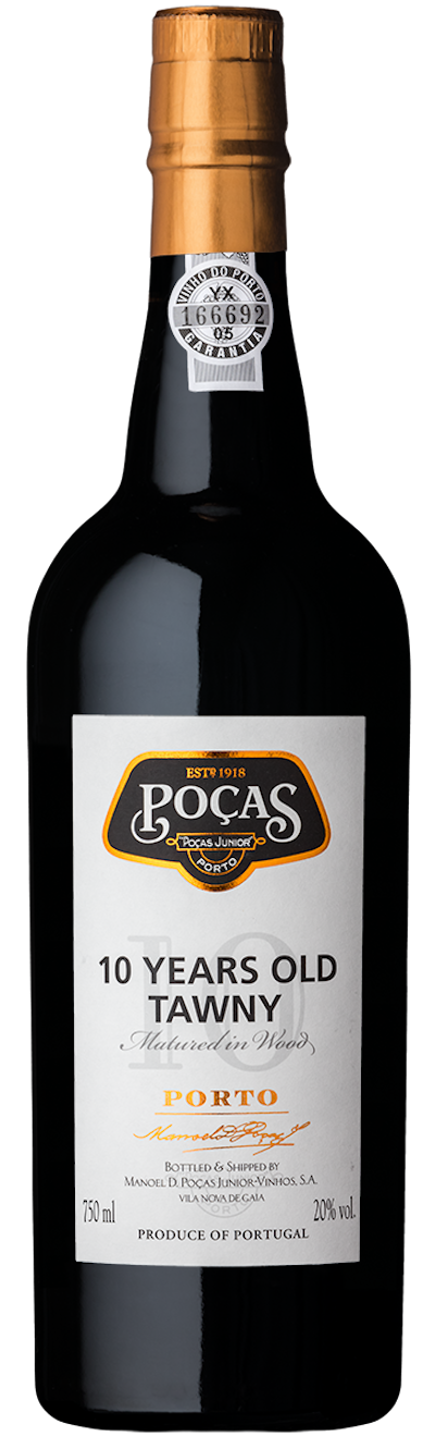 Poças - 10 years old Tawny Port