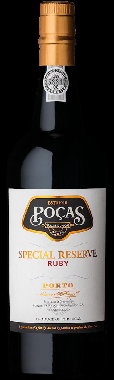 Poças - Special Reserve Ruby Port