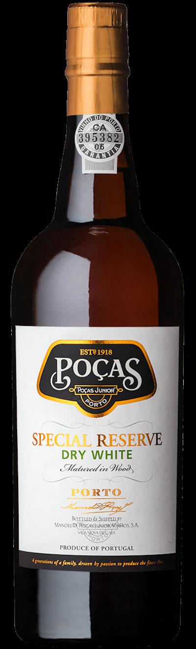 Poças - Special Reserve Dry White Port