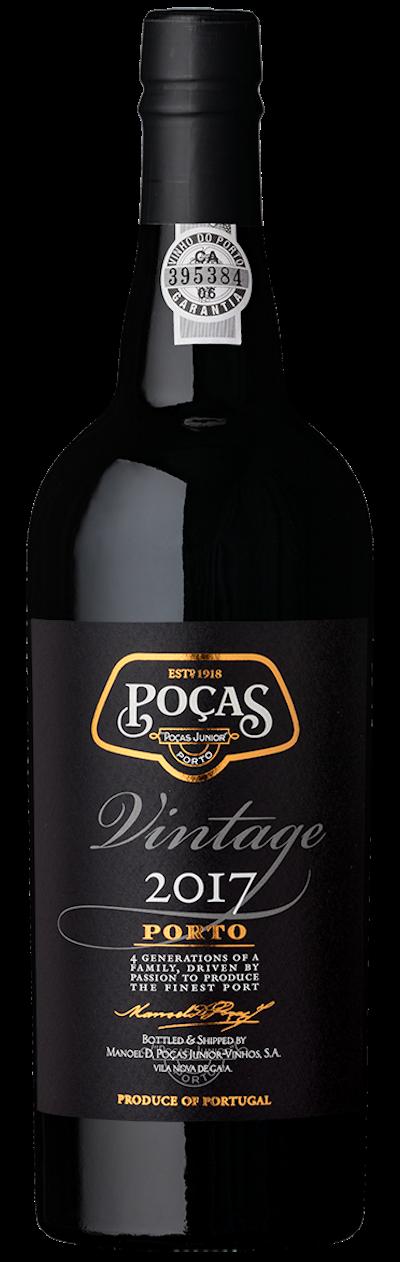 Poças - Vintage Port, 2017