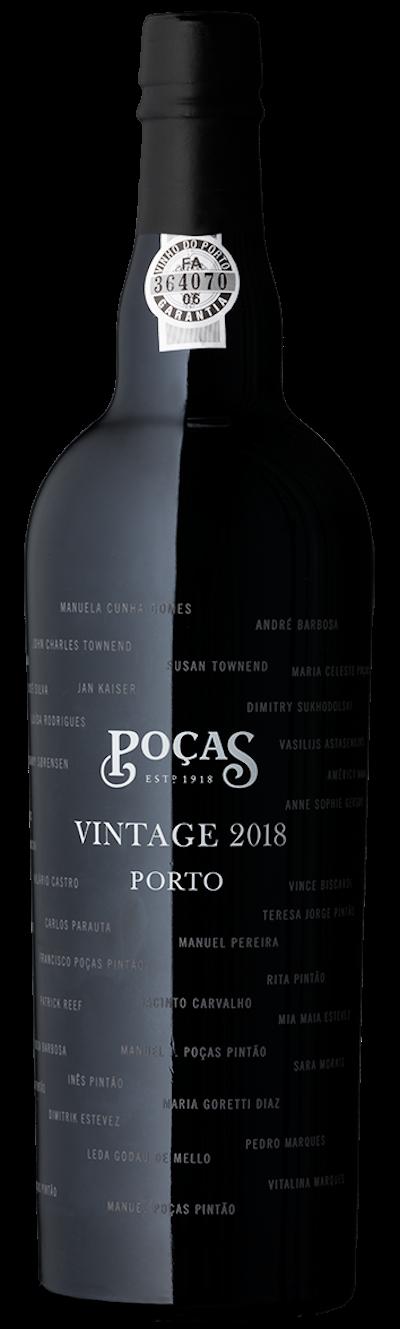 Poças - Vintage Port, 2018