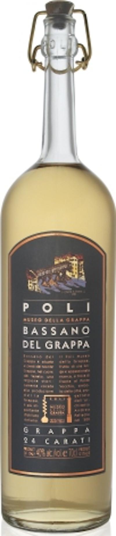 Poli - Bassano 24 Carati Oro Grappa
