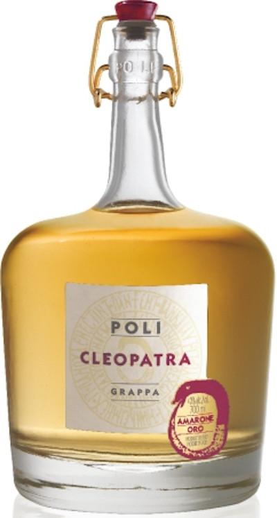 Poli - Grappa Cleopatra Amarone Oro