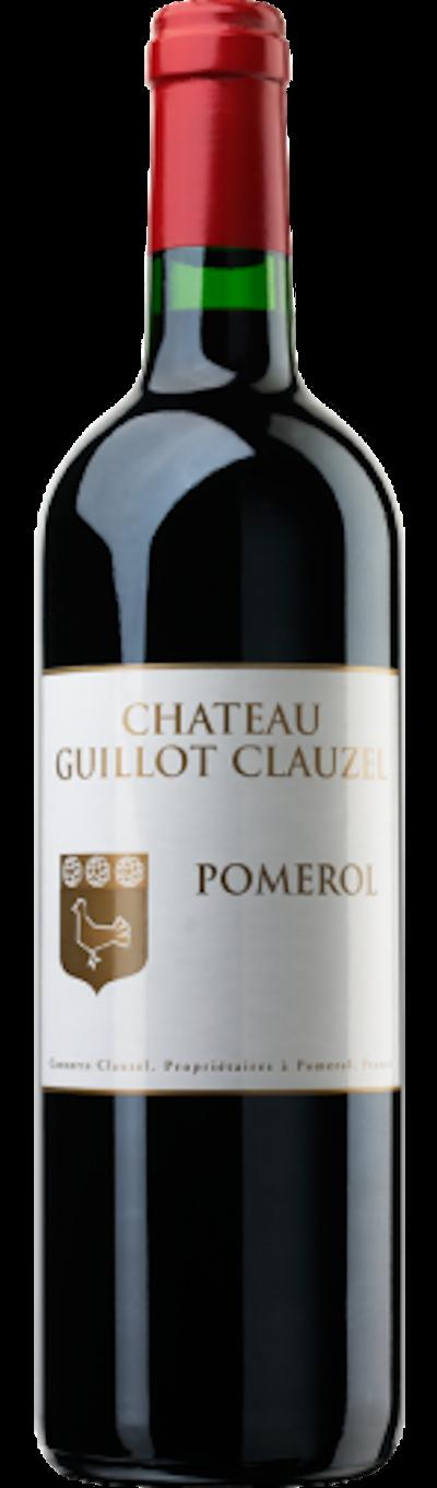 Chateau Guillot Clauzel - Pomerol, 2003