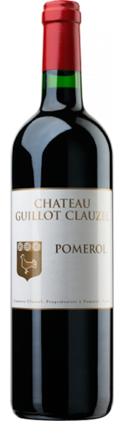 Chateau Guillot Clauzel - Pomerol, 2007