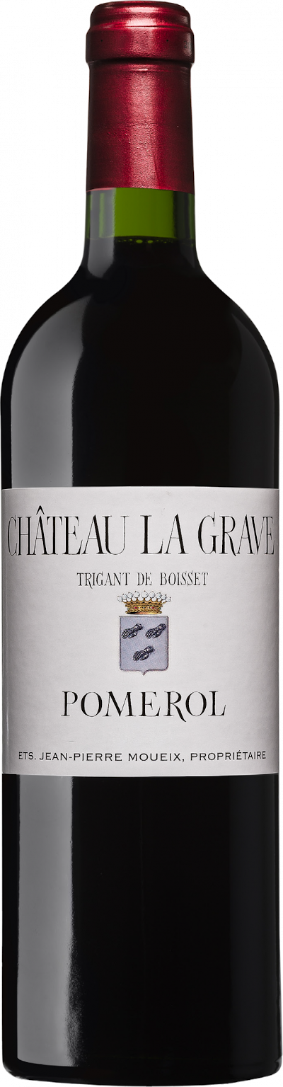 Chateau La Grave - Pomerol, 2014