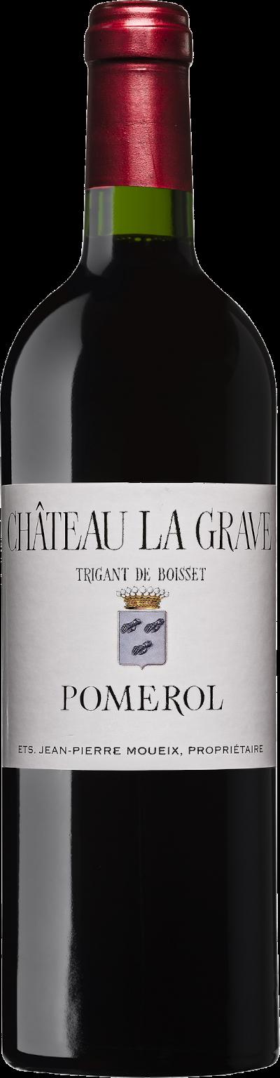 Chateau La Grave - Pomerol, 2015