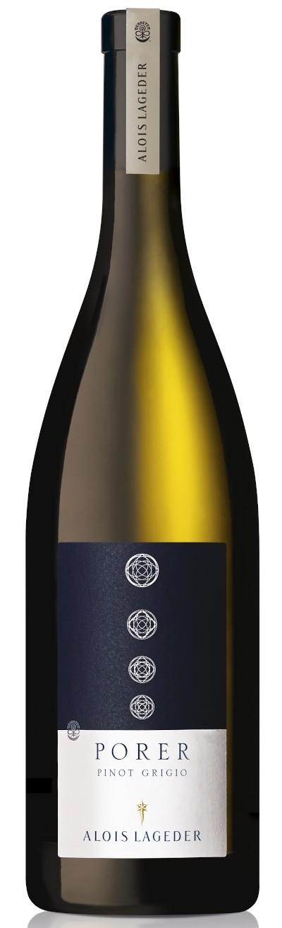Lageder - Porer Pinot Grigio Südtirol Alto Adige DOC bio