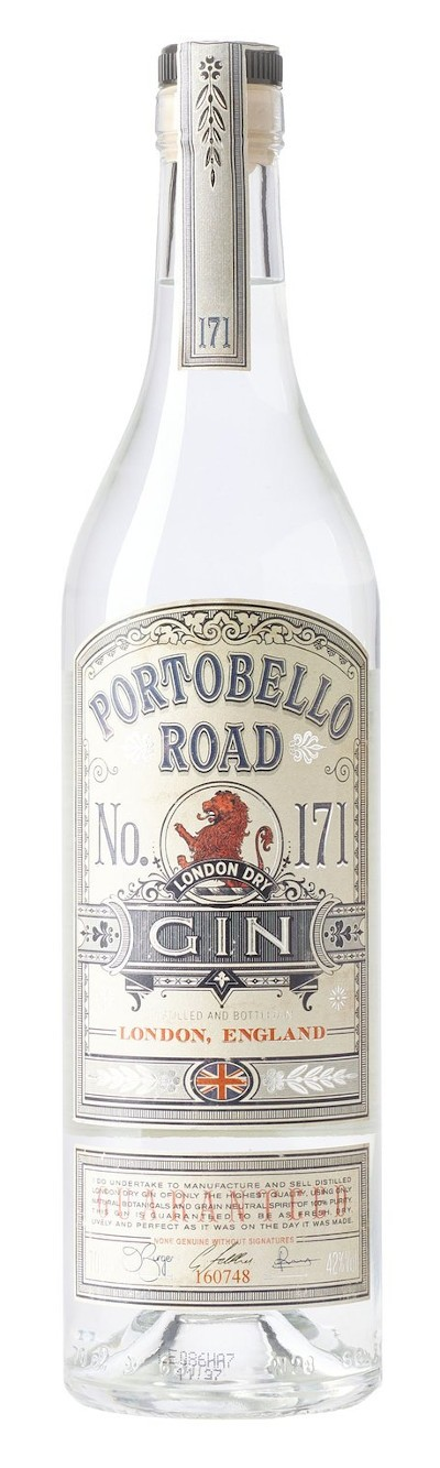 Portobello Road - No 171 London Dry Gin