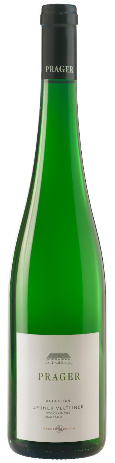 Prager - Grüner Veltliner Smaragd Achleiten Stockkultur