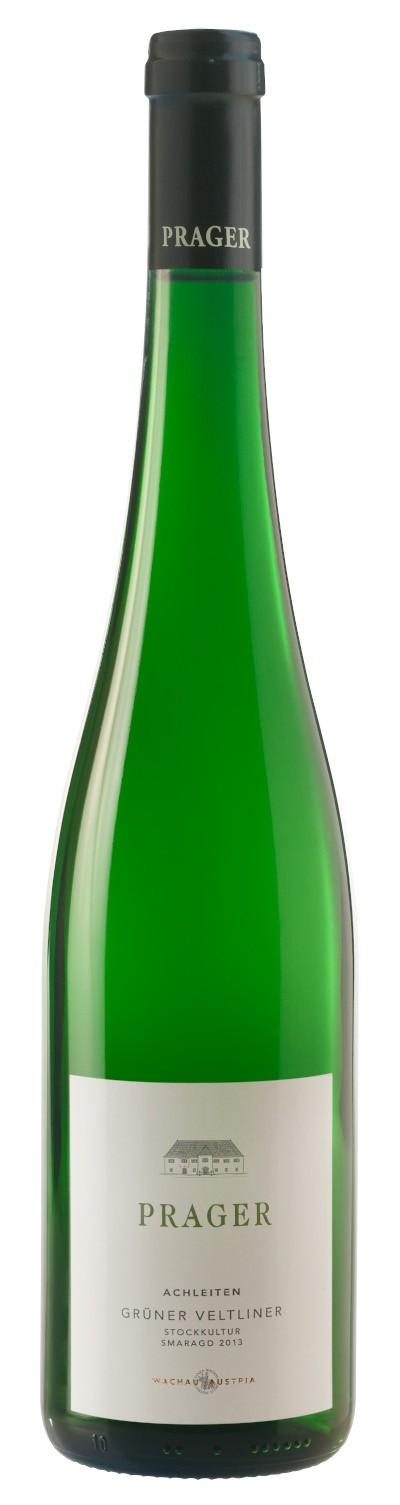 Prager - Grüner Veltliner Smaragd Achleiten Stockkultur, 2017