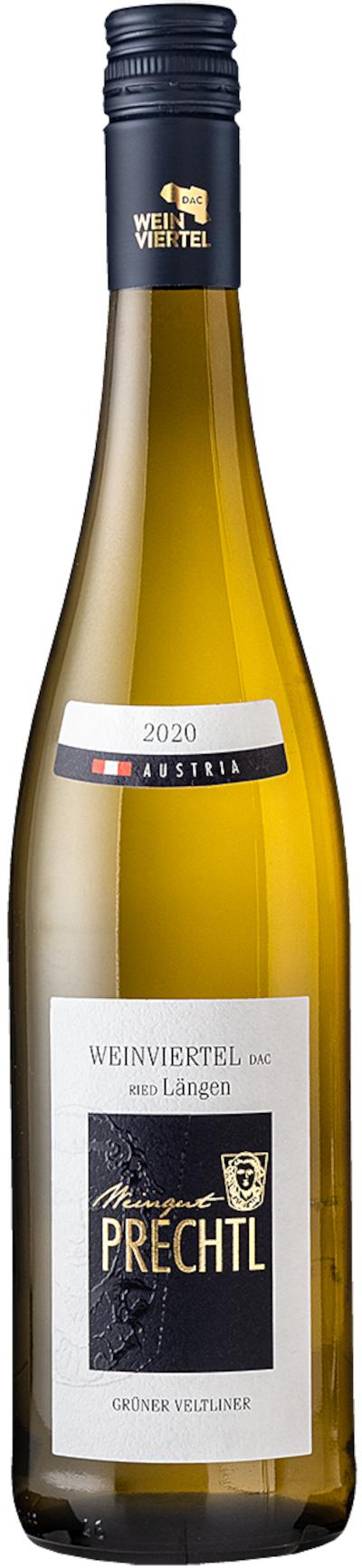 Prechtl - Grüner Veltliner Ried Längen Weinviertel DAC