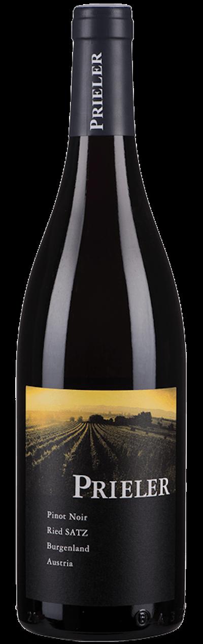 Prieler - Pinot Noir Hochsatz