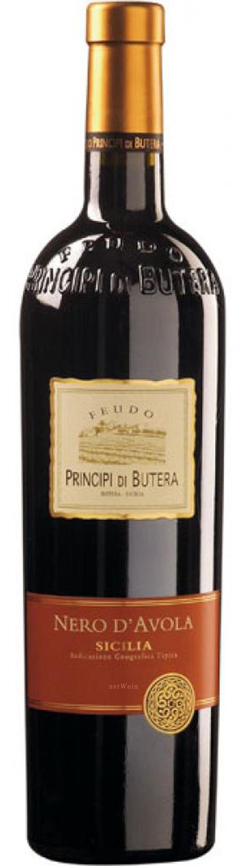 Principi Di Butera - Nero d'Avola, 2014