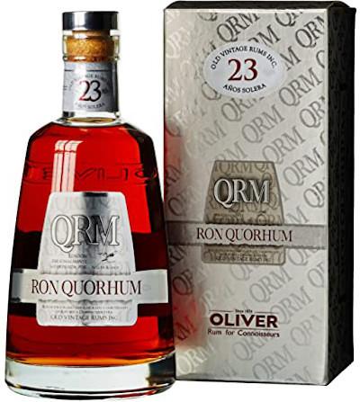 Quorhum - 23 years Rum