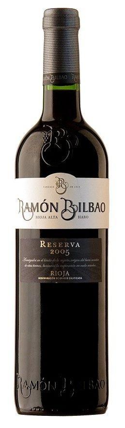 RAMÓN Bilbao - Rioja Reserva, 2010