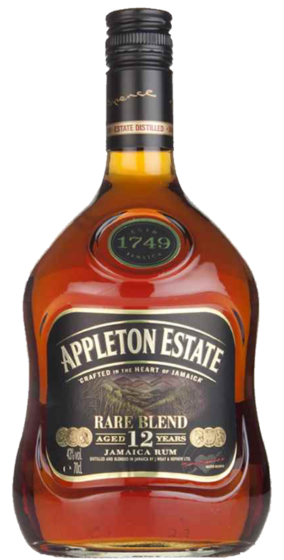 Appleton Estate - Rare Blend 12 Jahre Rum