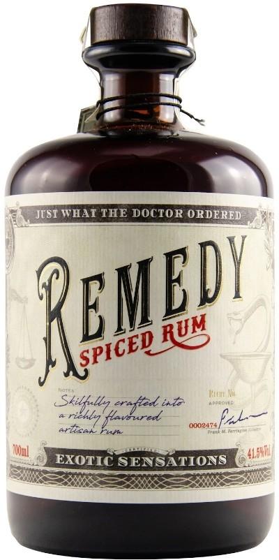 Remedy - Spiced Rum